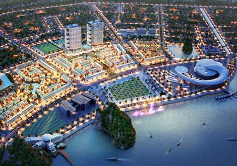 Khu đô thị Monbay Hạ Long